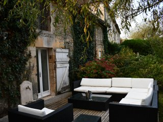 Cottage La Marcillande (up to 8 guests) Riverside Luxury with Pool and Gardens