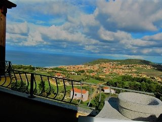 Domus Sarda - I Coralli - attico vista mare