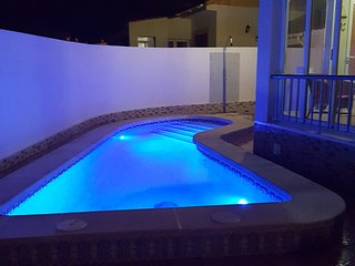 Private Villa with Own Pool Playa Flamenca sleeps 6