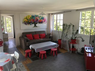 Apartment with one bedroom in Larmor-Plage, with WiFi - 50 m from the beach