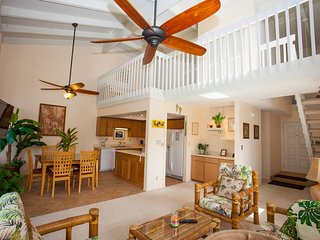 Island Style Princeville Townhouse! Great Location! - Free WiFi