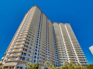 Spectacular View! Margate Tower, Kingston Plantation! 3BR/3BA,Free Wifi,Sleeps 8