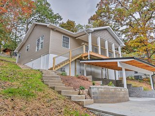 NEW! 3BR Home Half Mile From Downtown Chattanooga!