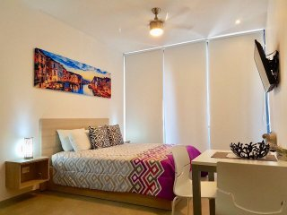 Deluxe Studio in the best area of Playa Del Carmen by Happy Address.