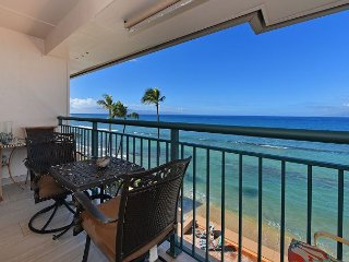 Makani Sands Combo: Unit 302 and 310: Total of 14 guest! Ocean view!