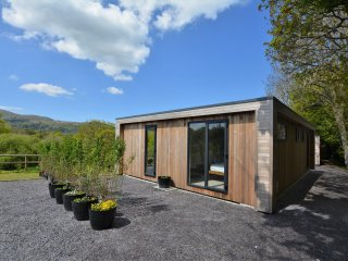 50285 Log Cabin in Conwy