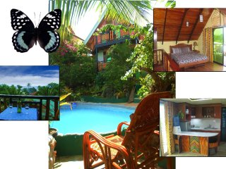 Islandview Holiday Villas Panglao, Garden View