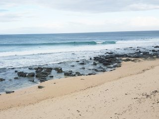 Surfed Out JBay - Jeffreys Bay with Radical Views of Point SURF BREAK