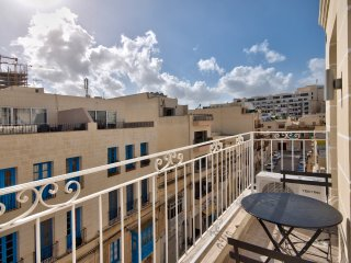 Off the Strand Gzira 3-Bedroom Apartment