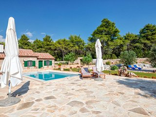 Luxury Villa Stone Heritage Hvar with pool - Island Hvar - Stari Grad