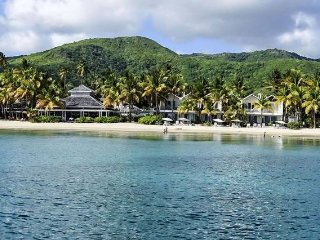The Beach Residence at Carlisle Bay. An idyllic setting on the white sand beach