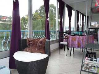 Midi Terrace 1 Bedroom Holiday Rental by the Beach, Cannes