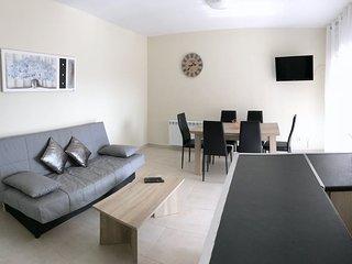 OLIMPE- Apartamento con 2 dormitorio y parking cerca de la playa
