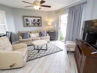Gulf View 101- OPEN Dec 5 to 9 $445! BUY3GET1Free-Ground Floor-100 Steps 2 Bch