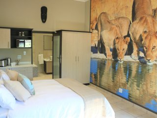 Twiga Tower - Lion (Double Room) in Hoedspruit, close to Kruger National Park