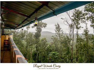 Royal Woods Coorg Homestay/Estatestay, holiday rental in Coorg