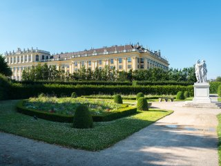 Stylish residence at the Schonbrunn Palace