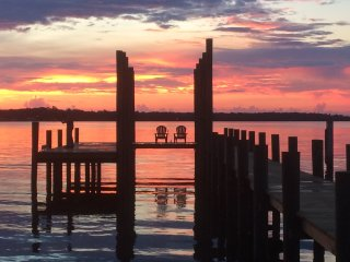 Sunset Paradise on the St. Johns River