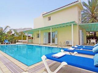 Cyprus Holiday Villa AMELIA Profile