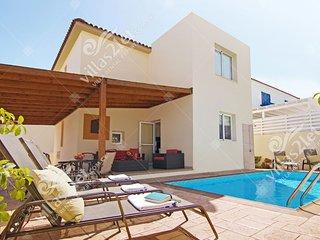 Cyprus Holiday Villa ARCADIA Profile