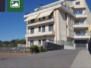 Casa vacanze con vista sul golfo di Catania
