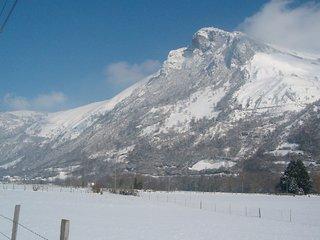 Maison 8 personnes en montagne dans les Pyrenees