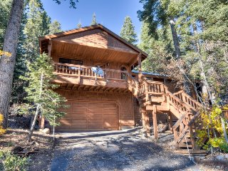 Spacious, Bright Tahoe Vista Home