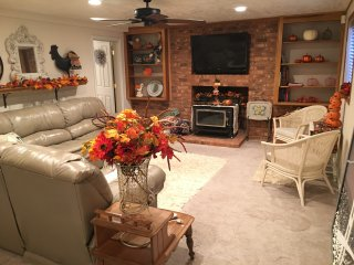 Large 2 bedroom Mother in law apartment