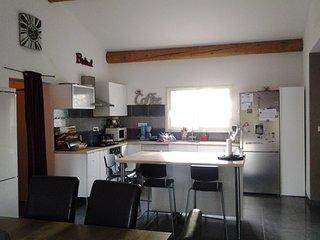 Maison individuelle en campagne entre Aix en Provence et Marseille