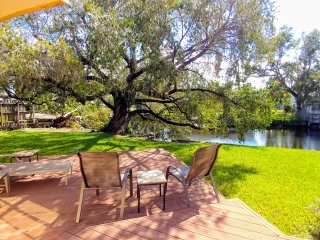 The Oleta River House
