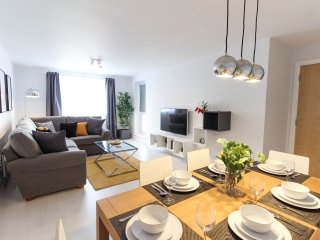 Luxury 2 Bedroom Apartment - Moments from Wembley Stadium & Arena