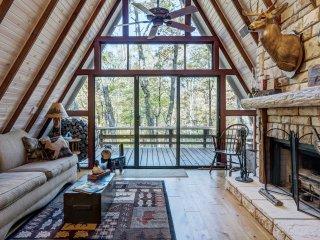 Woodland Cabin by Sarah Bernard