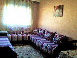 Appartement moderne en plein centre de Rabat