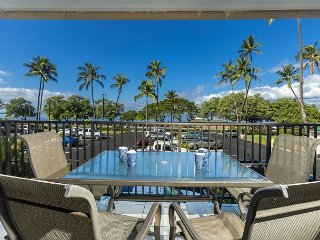 Maui Parkshore #212 Ocean View, Great Location, Across from Kamaole III Beach