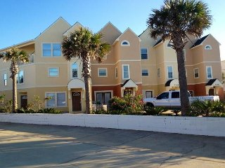 Stay Directly on the Beach!  Beachfront Townhome!  Unit D