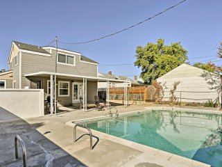 NEW! Newly Renovated 3BR Red Bluff House with Pool