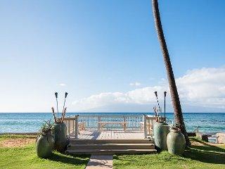 1BR Maui Sands Corner-Unit w/ Beach Gear & Pool - Walk to Honokowai Beach