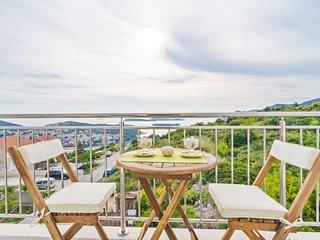 Apts Villa Dadić - Comfort One Bedroom Apt with Balcony and Sea View A2+1 - APT4
