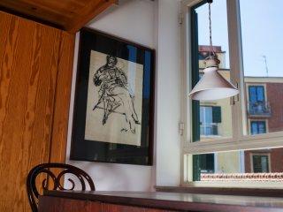 The Architect Loft in Sorrento