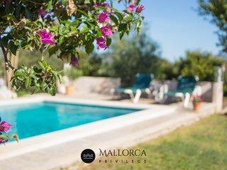 Sa Carbona Villa Rural Piscina-BBQ-Porche exterior, Ideal Familias Levante