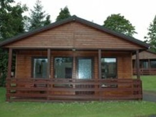 Birch Lodge 19 with Hot Tub - Beautiful lodges situated on Scotland's magnificen
