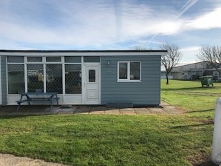 Chalet at Camber Sands Holiday Park - Self Catering