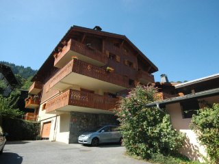 Apartment Bellevue - 2 bedrooms in Les Houches close Bellevue Cable Car