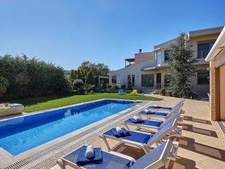 Sunny Luxury Villa, Gounes Heraklion Crete