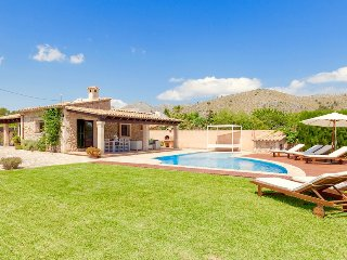 Catalunya Casas: Picturesque 3-bedroom Casa Bene in Pollensa (Mallorca) only 6km