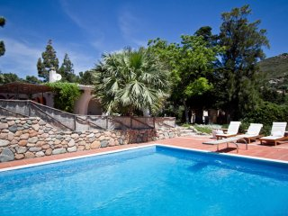 Exclusive villa with pool, 20 meters from the sea, surrounded by park of 1400mq