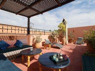 Marrakesh - Riad Antoine