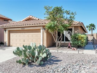 Welcome to Desert Bliss...a charming home in a perfect setting and location!