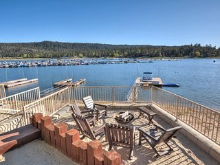 WATER'S EDGE ESTATE - high-end, 6 bdrm, lakeside property with incredible views
