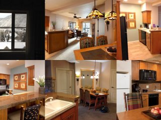 President's Week - Vail Valley – Luxury Condo – 2 BR – Sleeps 8